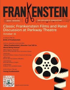 MEDIA + MONSTERS: TWO CENTURIES OF FRANKENSTEINS @ The Stavros Niarchos Foundation Parkway | Baltimore | Maryland | United States