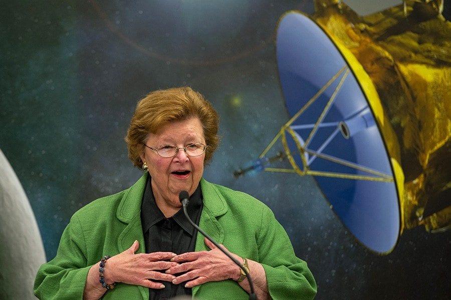 US Senator Barbara Mikulski Joins Johns Hopkins Faculty