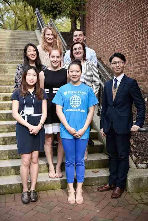 Students Intern Around the Globe with the Weisman Internship Fund