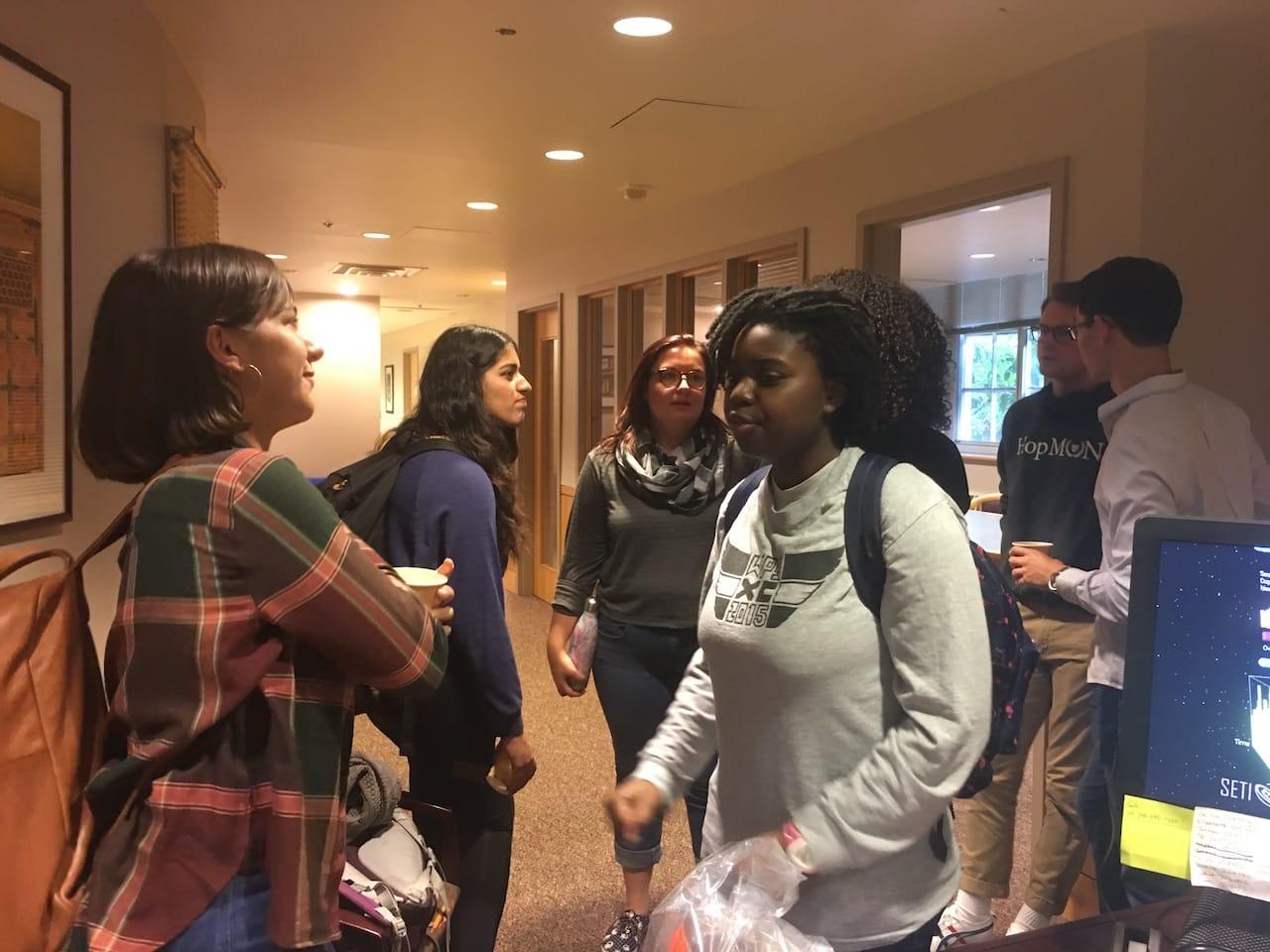 ISLC Hosts Midterm Study Break
