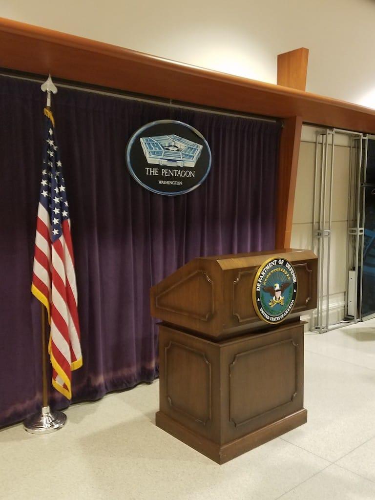 The U.S. Department of Defense
