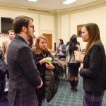 IS Alumni Affinity Group Hosts DC Career Trip