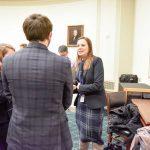 IS Alumni Affinity Group Hosts DC Career Trip