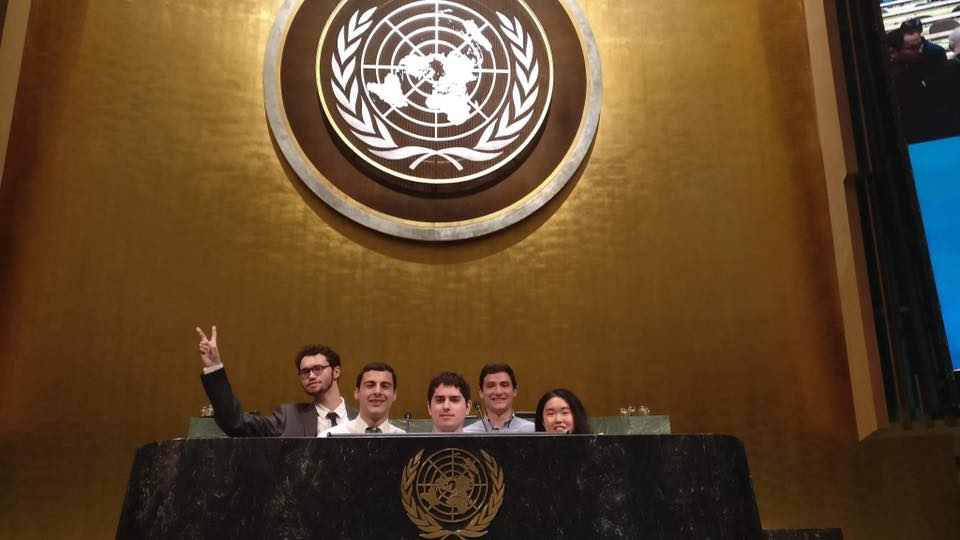 IS Students Attend United Nations Association's Global Engagement Summit