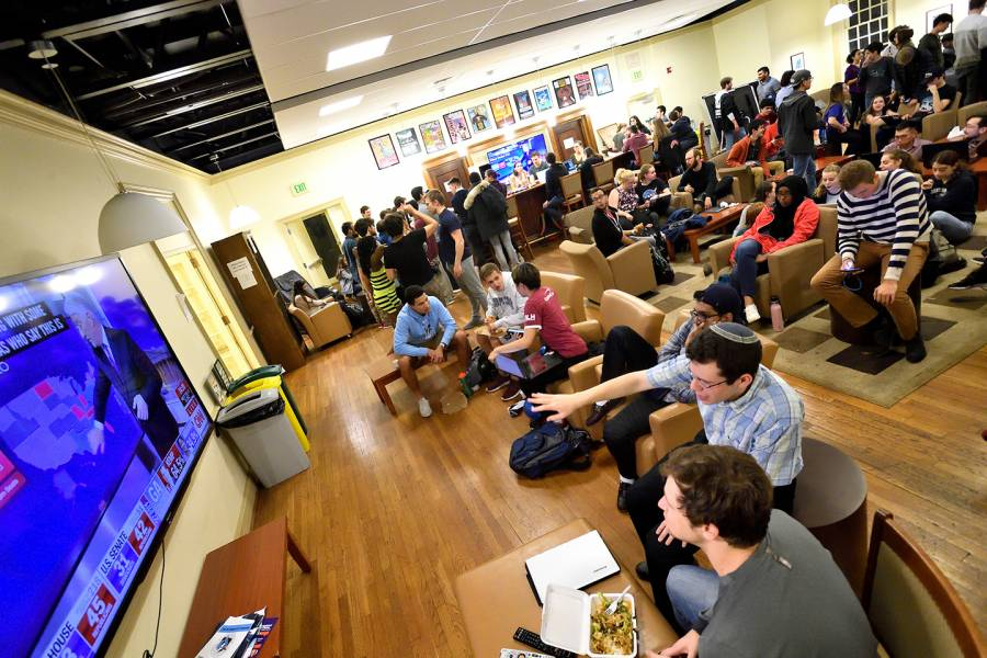Midterm Election Watch Party Hosted by ISLC