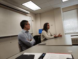 Yahoo News classroom talk