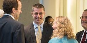 New Bloomberg Distinguished Professor Mauro Maggioni