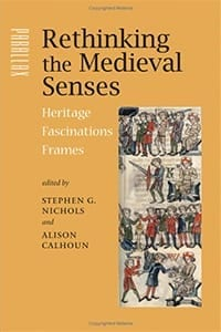 rethinking-the-medieval-senses book cover