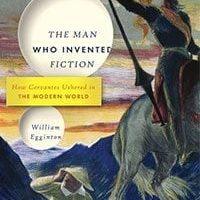 Prof. Egginton Publishes New Book on Cervantes