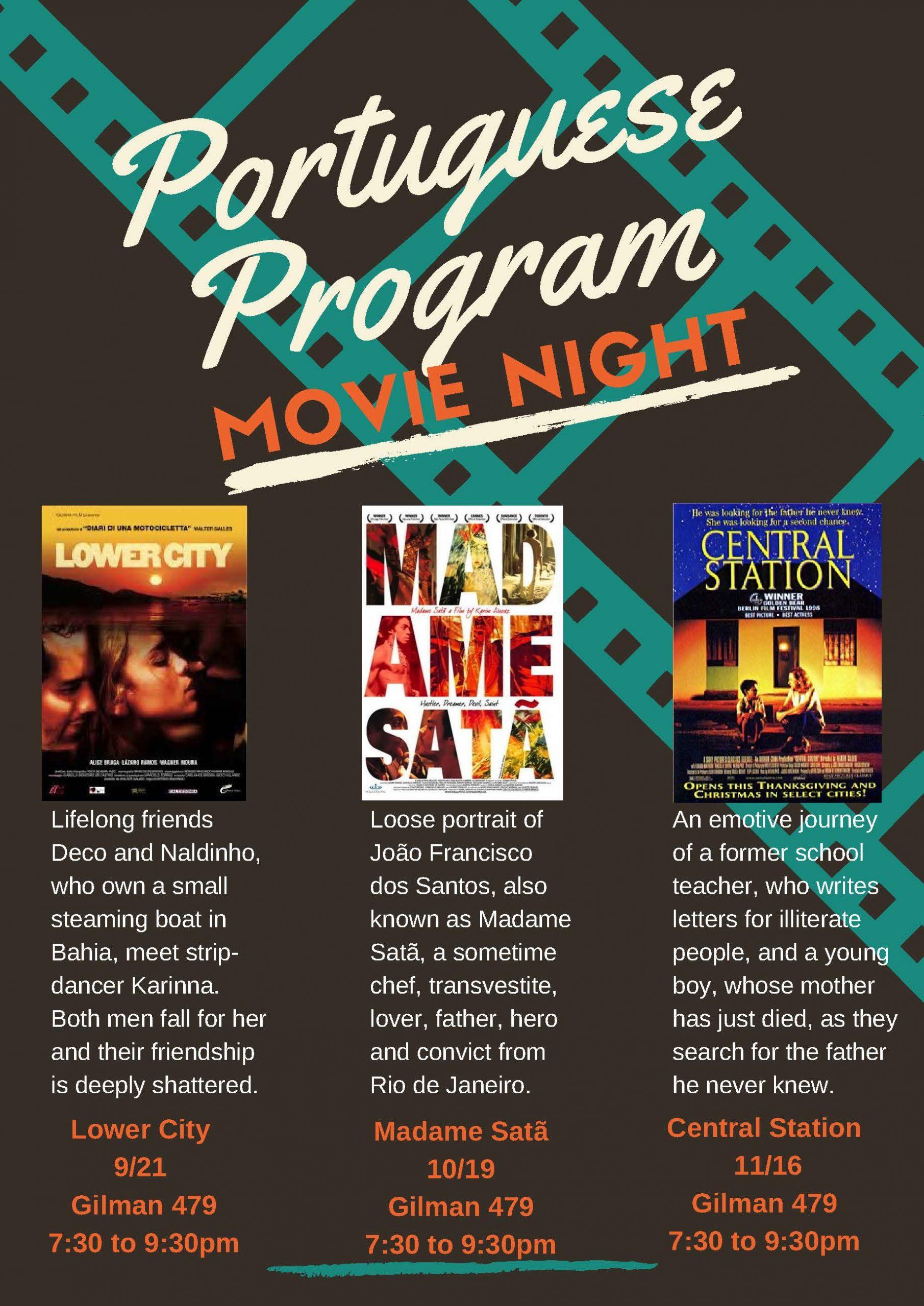 Movie Night: Madame Satã