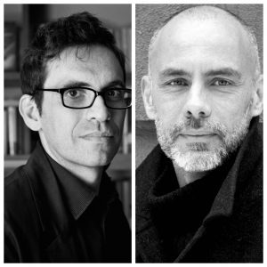 """""""Ferocity: Author and Editor in Conversation"""" on October 25"""