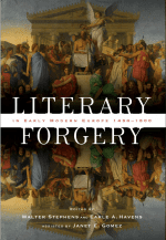 Literary Forgery in Early Modern Europe Book Cover