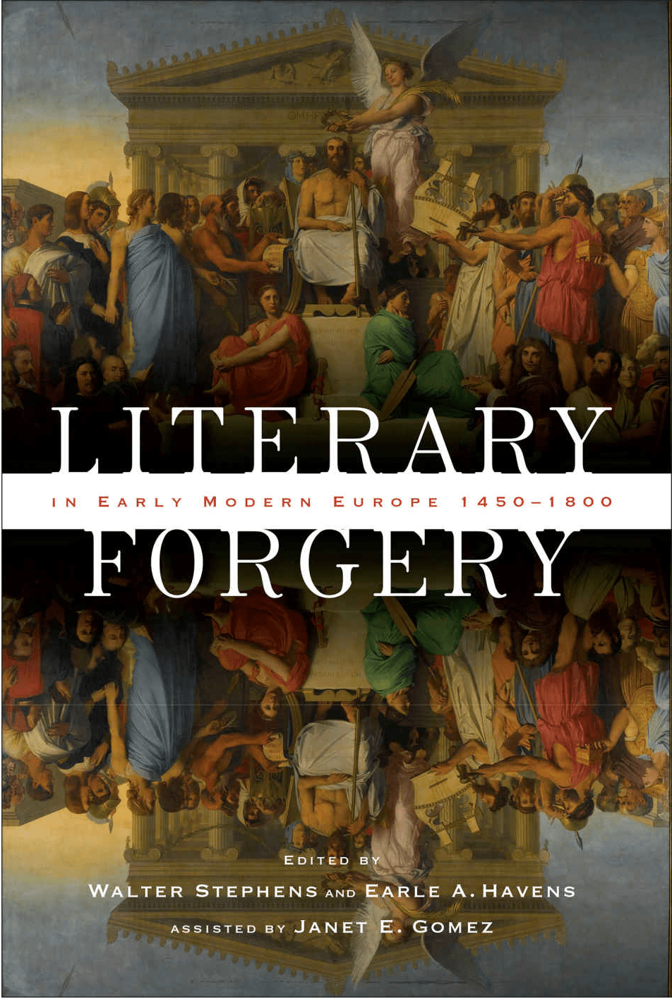 New Book on Literary Forgery