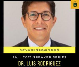 Dr. Luis Rodriguez
