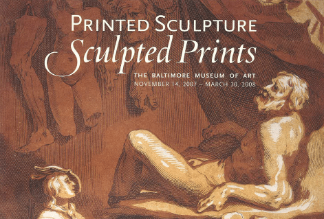 Printed Sculpture/Sculpted Prints