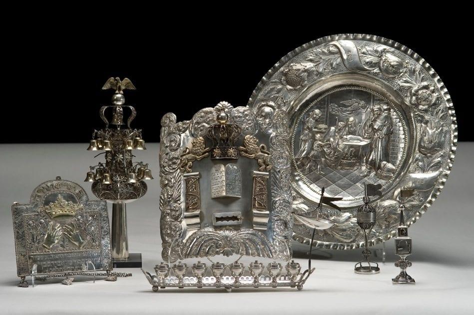 Motifs in Jewish Art