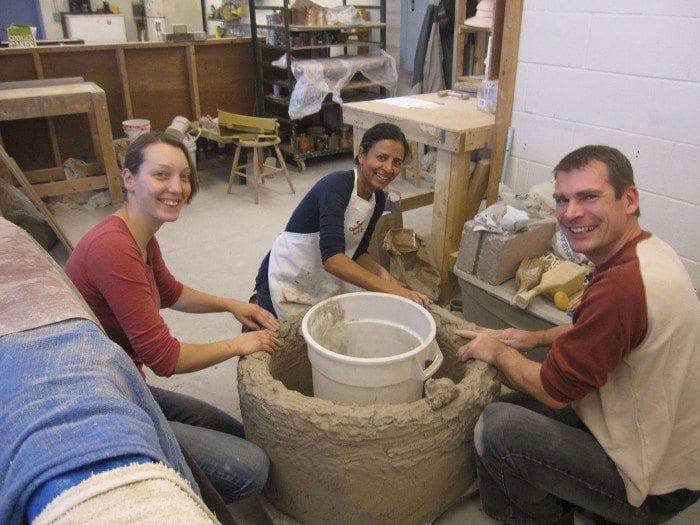 Recreating Ancient Greek Ceramics