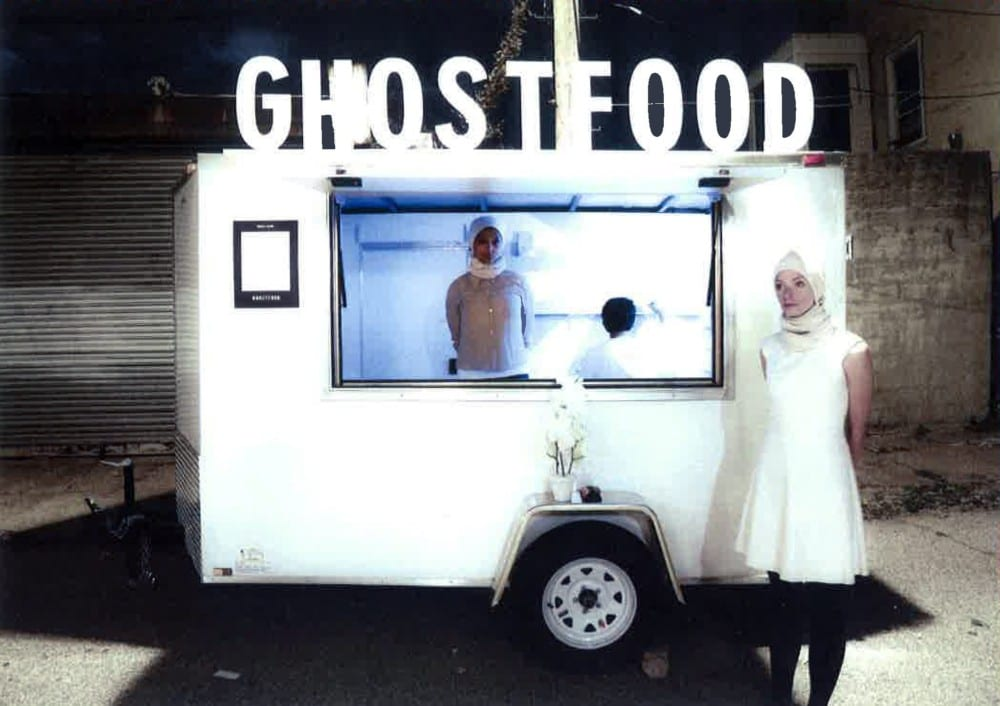 GhostFood food truck image