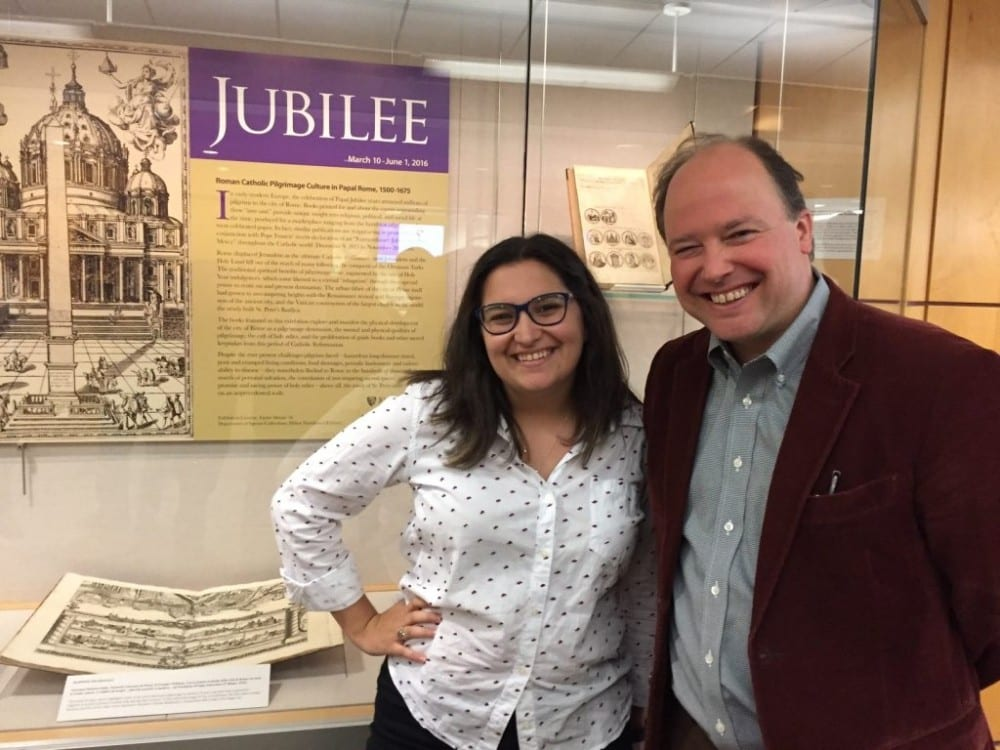 JUBILEE: Roman Catholic Pilgrimage Culture in Papal Rome, 1500 – 1675