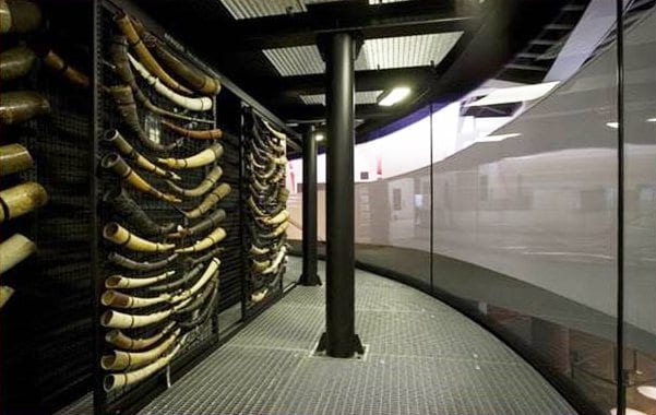 Storage and Stockpiling as Techniques of Preparedness in Labs and Museums
