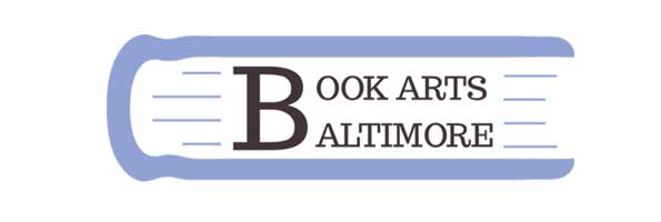 Book Arts Baltimore logo
