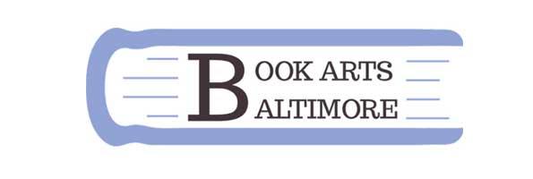 Book Arts Baltimore logo