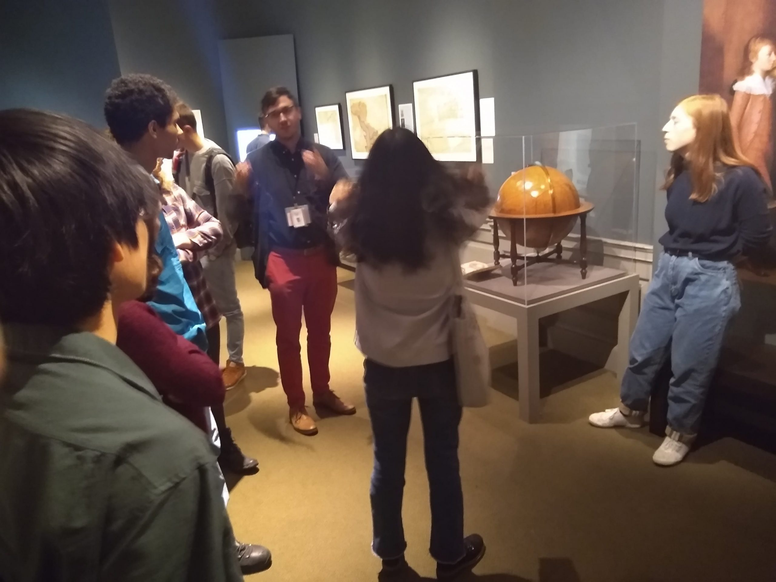 Students Spend Fall Break Day Visiting Philly Museums
