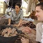 Prof. Betsy Bryan's Dig in Egypt Featured in Arts & Sciences Magazine
