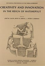 Creativity and Innovation in the Reign of Hatshepsut Book Cover