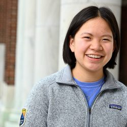 First-year student wins scholarship for students with cochlear implants