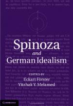 Spinoza and German Idealism