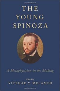 The Young Spinoza Book Cover