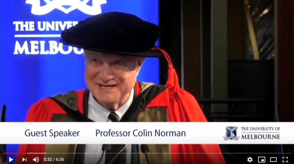 graduate speech