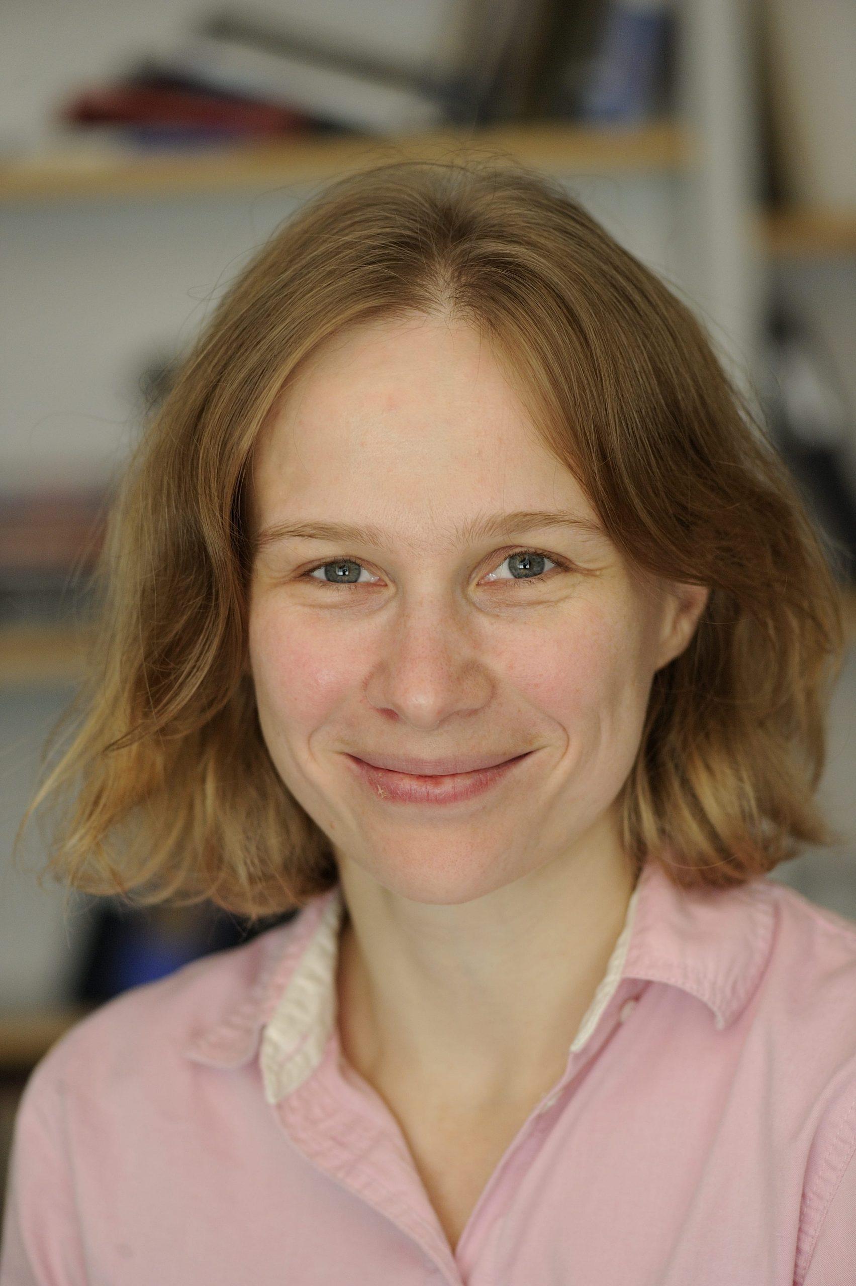 Nadia Zakamska Wins 2014 Pierce Prize for Astronomical Excellence