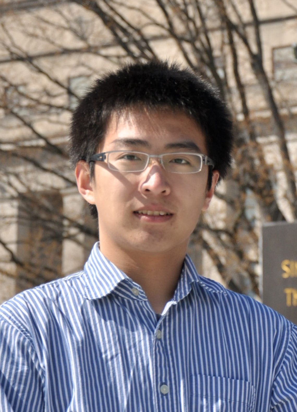 Liang Dai Awarded Prestigious NASA Einstein Postdoctoral Fellowship