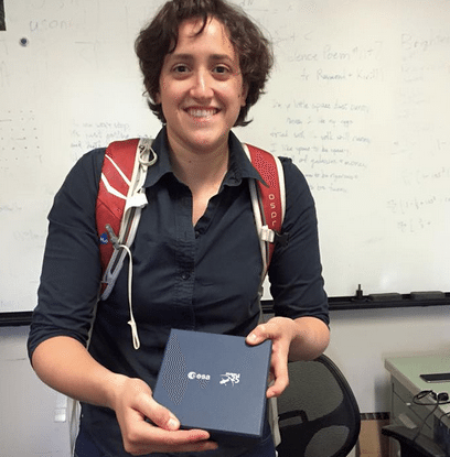 """Physics and Astronomy Graduate Student Outreach Organization Wins Unique Prize for Their Participation in """"Ode to Hubble"""""""