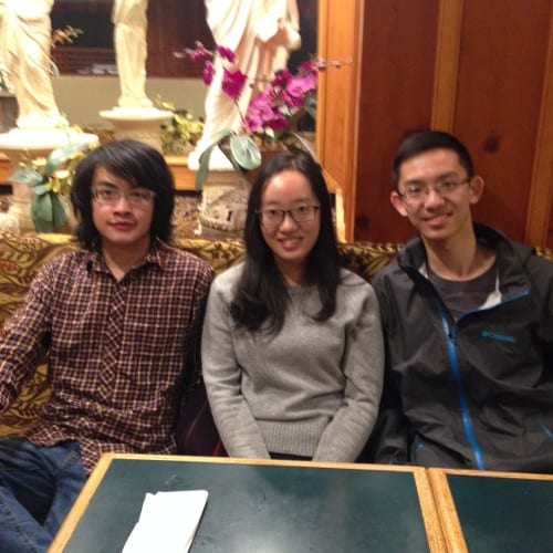 Undergraduate Physics Majors Excel at University Physics Competition