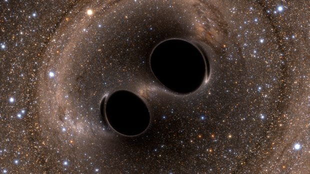 Eight Scientists Offer Hypothesis about Black Hole Binary Detected by LIGO