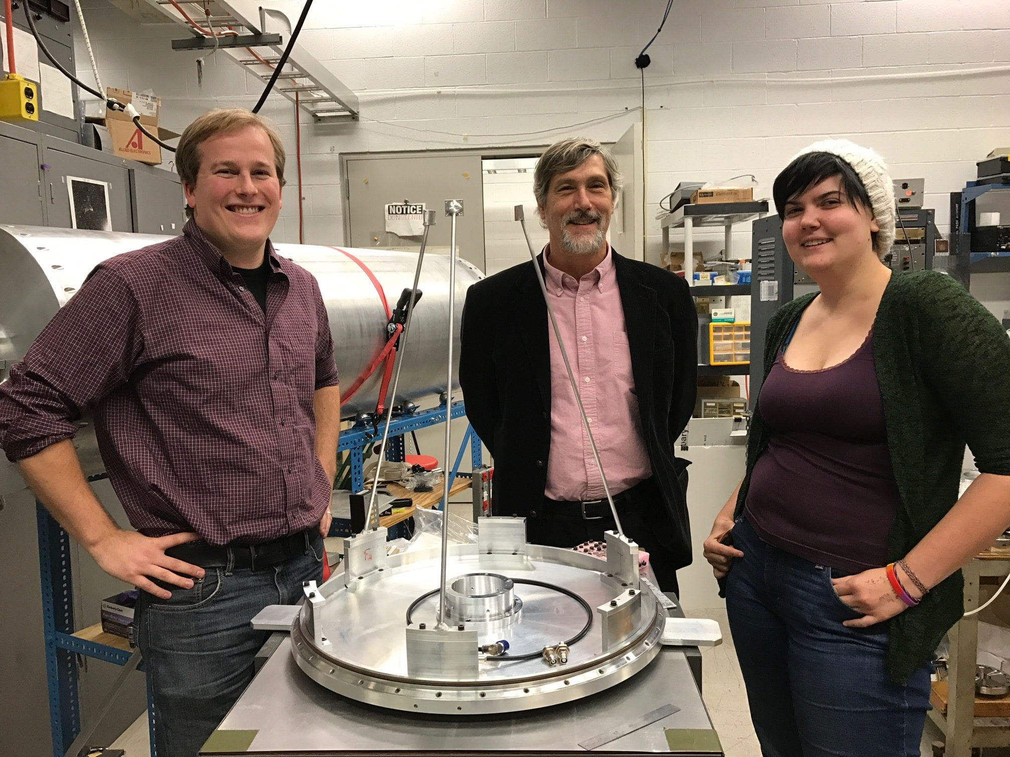 Stephan McCandliss and team awarded Astrophysics Research Analysis Grant