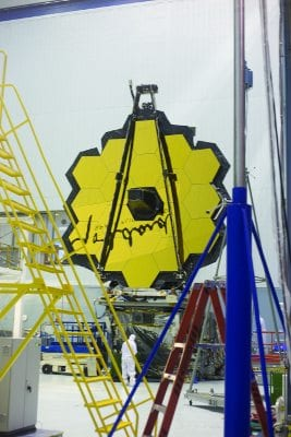 JHU/UMD Team Selected to Lead Early James Webb Space Telescope Observations