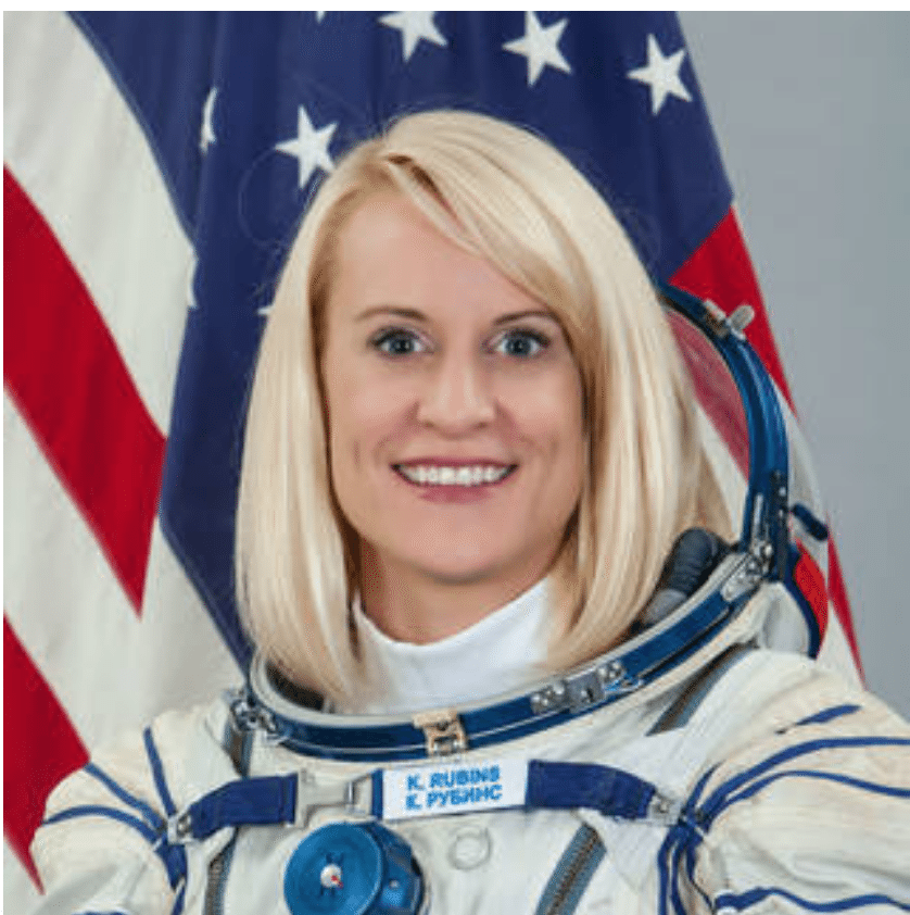 Space@Hopkins Welcomes Astronaut Dr. Kate Rubins 4/24, 4PM