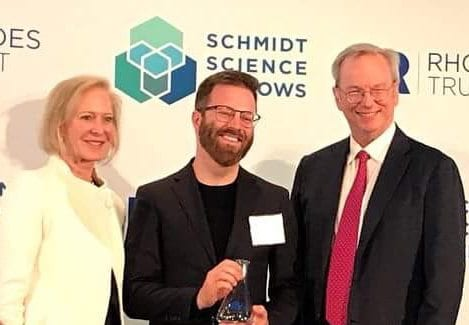Wesley Fuhrman Recognized by the Schmidt Science Fellows Program