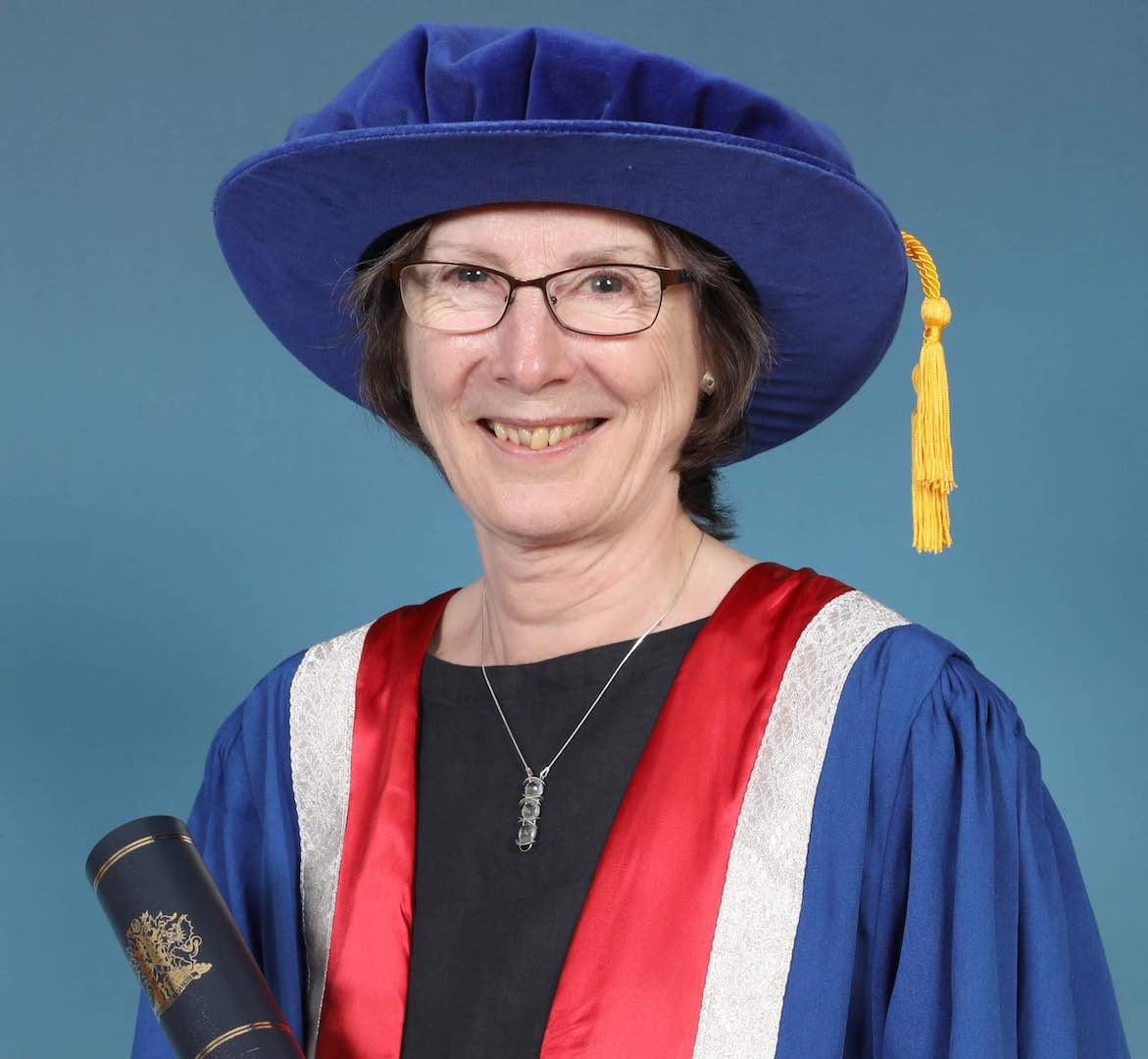 Rosemary Wyse Awarded Honorary Doctor of Science from Queen Mary, U. of London