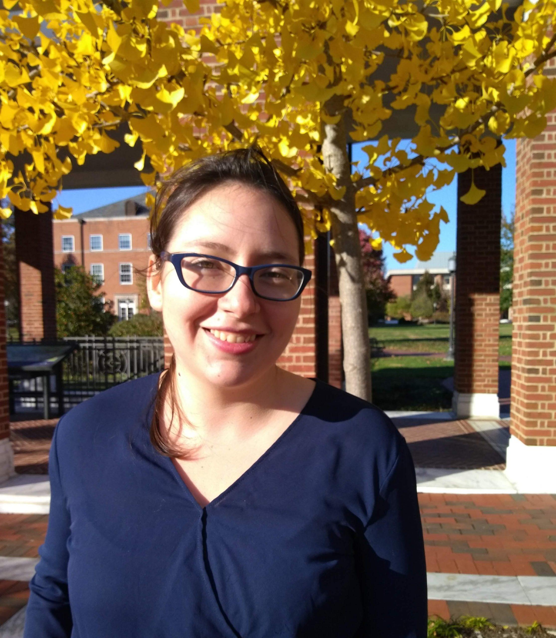 Cristina Mantilla Suarez Selected as LHC Physics Center's Graduate Scholar