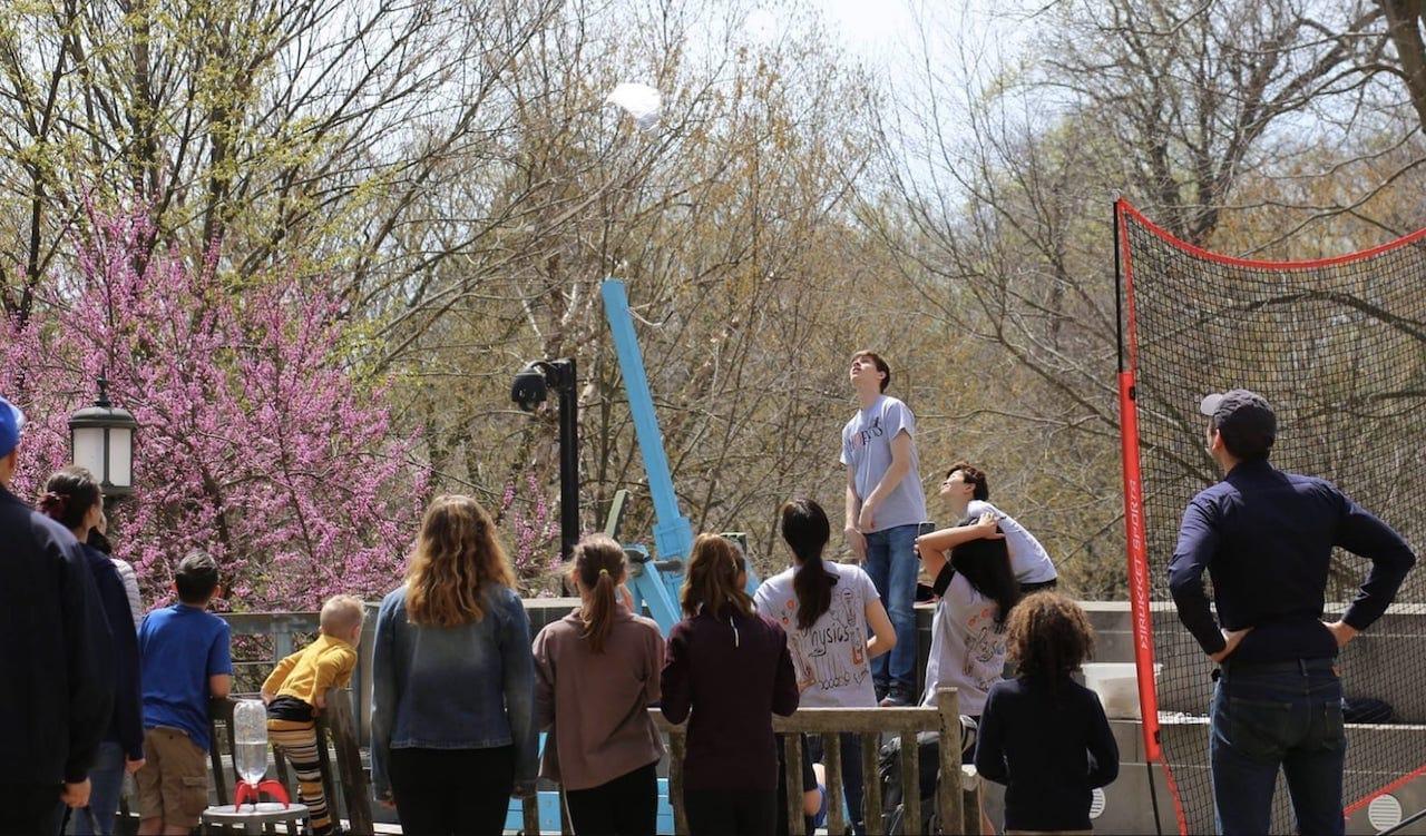 Physics Fair This Saturday, April 27, 11AM – 5:30PM