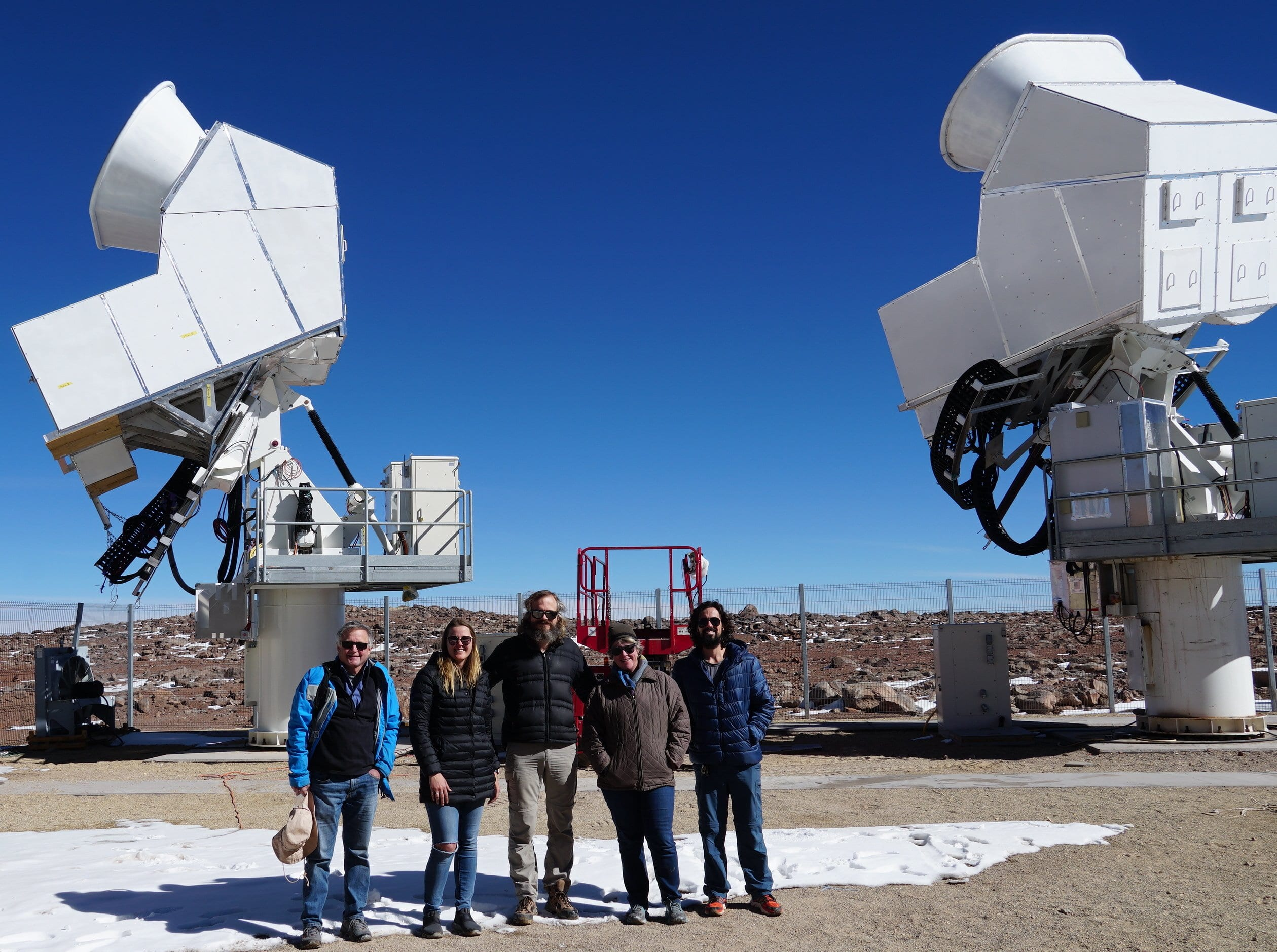 CLASS Telescope Featured on NPR's All Things Considered