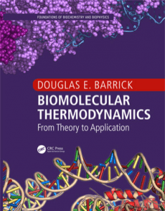 Biomolecular Thermodynamics