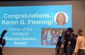 Congratulations Dr. Fleming
