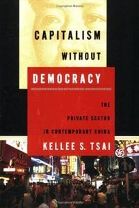 Capitalism Without Democracy The Private Sector In Contemporary China