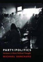 Party Politics Book Cover